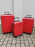 HaChi Словакія 100% полікарбонат валізи чемодани сумки на колесах, фото 6