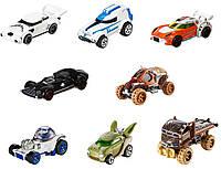 Подарочный набор машинки 8 шт Хот Вилс Звёздные Войны Hot Wheels Star Wars Character Car (8-Pack), фото 1