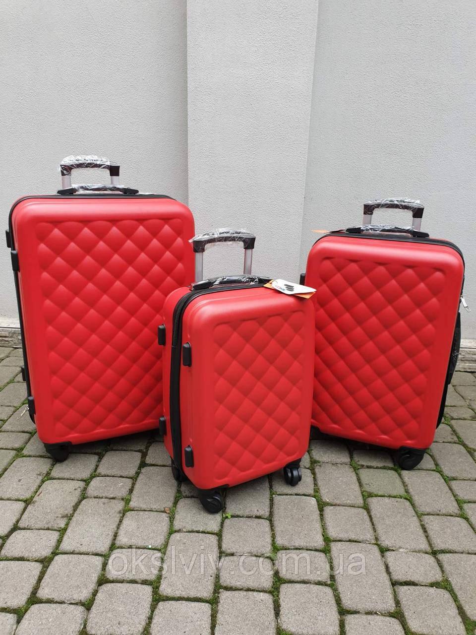 HaChi Словакія 100% полікарбонат валізи чемодани сумки на колесах