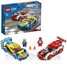 Lego City Гоночні автомобілі 60256