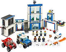 Lego City Поліцейський відділок 60246