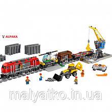 Lego CITY 60098 Потужний вантажний потяг
