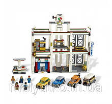 Lego City 4207 Міської гараж