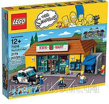 Lego The Simpsons 71016 Магазин На скорую руку