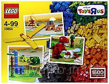 Lego Classic 10654 Креативна коробка з кубиками XL 1600 шт