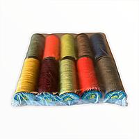 Нитка 375 кольоровий набір капрон