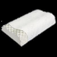 Подушка ортопедическая массажная под голову , Тривес, ТОП-203