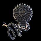 Фара светодиодная LED противотуманная круглая 30W + LED кольцо с четкой световой границей, фото 7