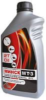 Моторное масло Минск МТЗ премиум-класса 1 л (2Т- 1L МИНСК PREMIUM)