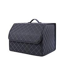 Сумка-органайзер в багажник черная 30 × 30 × 40 см