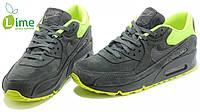 Кроссовки, Nike Air Max 90 Electric Green, фото 1