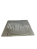 Лійка квадратна ультратонка для душу 400мм LD-11.SN02-400, фото 2