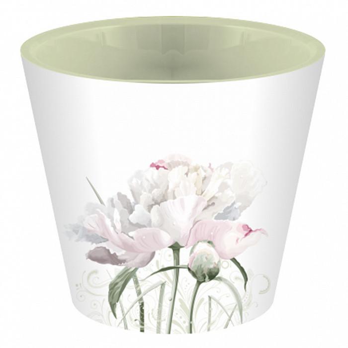 Горшок для цветов London Deco Садовый пион круглый 1,6 л