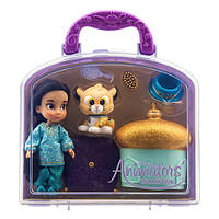 Кукла Жасмин Jasmine 13 см Дисней из коллекции Disney Animators mini оригинал, фото 1
