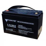 Аккумулятор FORTE F12-100 AGM