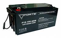 Аккумулятор FORTE F12-150AGM