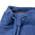 Рюкзак туристичний текстильний унісекс Vintage 20609 Синій, фото 5