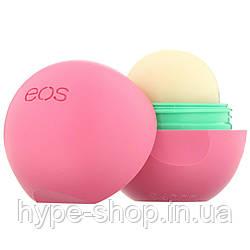 Бальзам для губ со вкусом клубничного сорбета 7 г, EOS