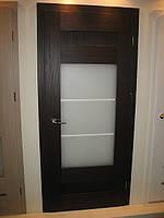 Двери Verto Полло 4.3 цвет Кора дуб «Verto LINE-3D»