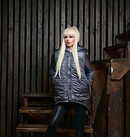 Куртка парка деми, евро-зима  женская  44-54 р-р