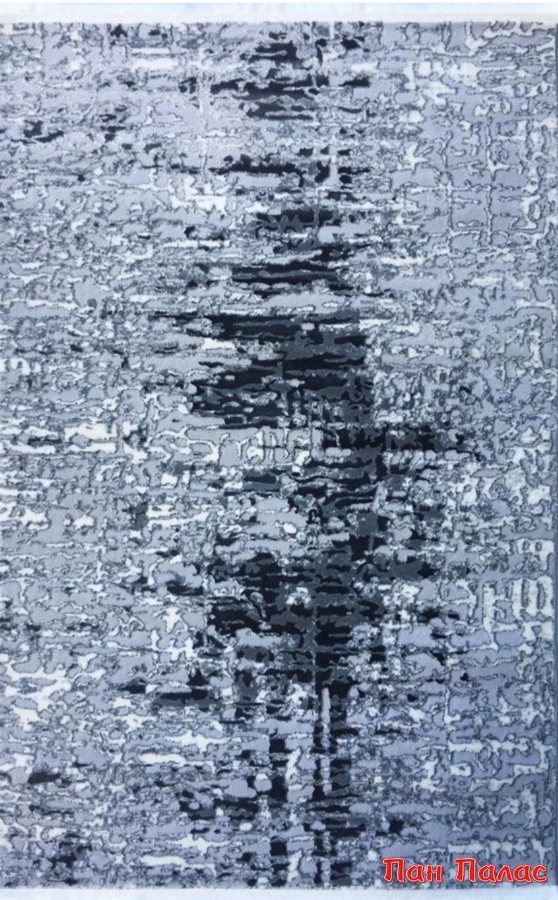 240х340 см. Ковер Art carpet Paris 71 grey, овал и прямой.