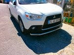 Защита передняя на Mitsubishi Asx