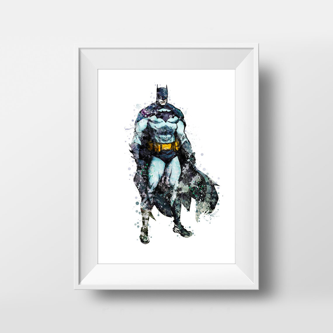 Плакат Batman формат А3