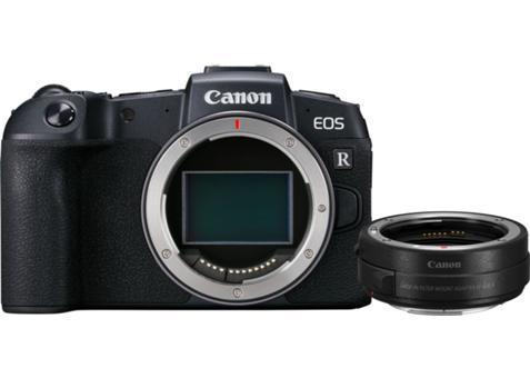Камера CANON EOS RP + ADAPTER EOS EF R