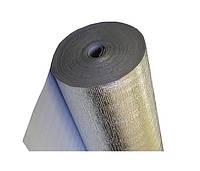 Рулонная теплоизоляция фольгированная 4мм (50)