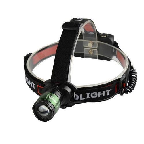 Налобний ліхтарик Bailong BL-T02-T6 2*18650