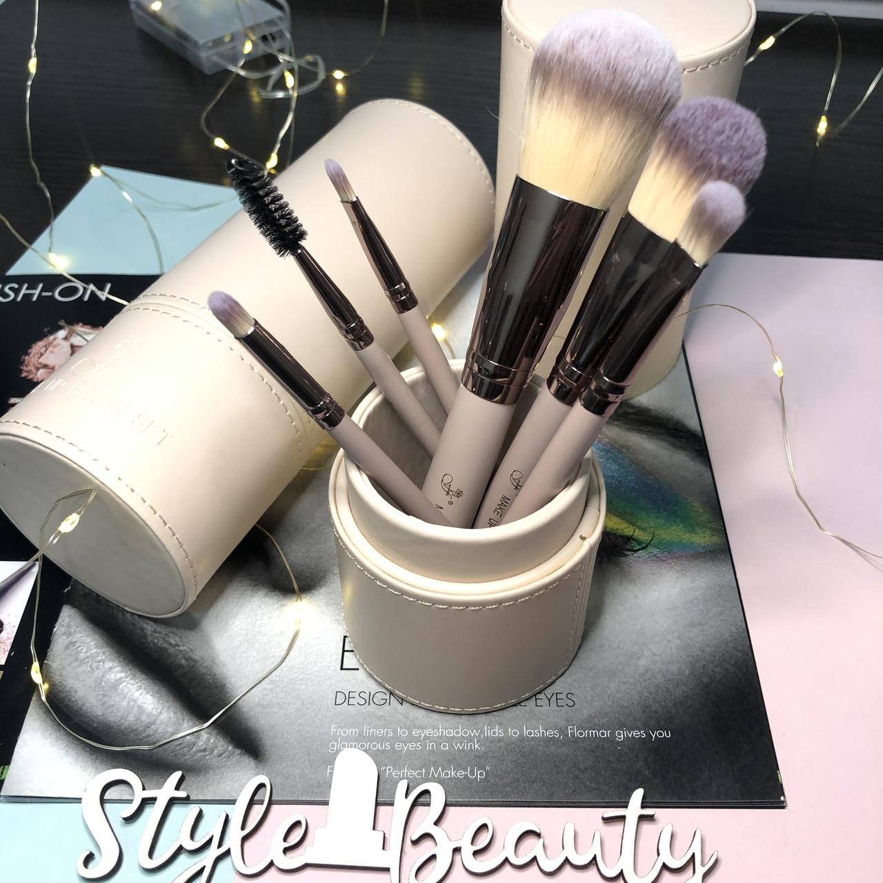 Набір кісточок для макіяжу в органайзері Ffleur FF BF-106