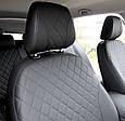 Чохли автомобільні з еко шкіри, модельні чохли Mercedes Actross, Atego, Citan Van, GLK, S124, Smart Roadster, фото 7