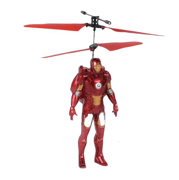 Летающая игрушка Мстители Железный человек