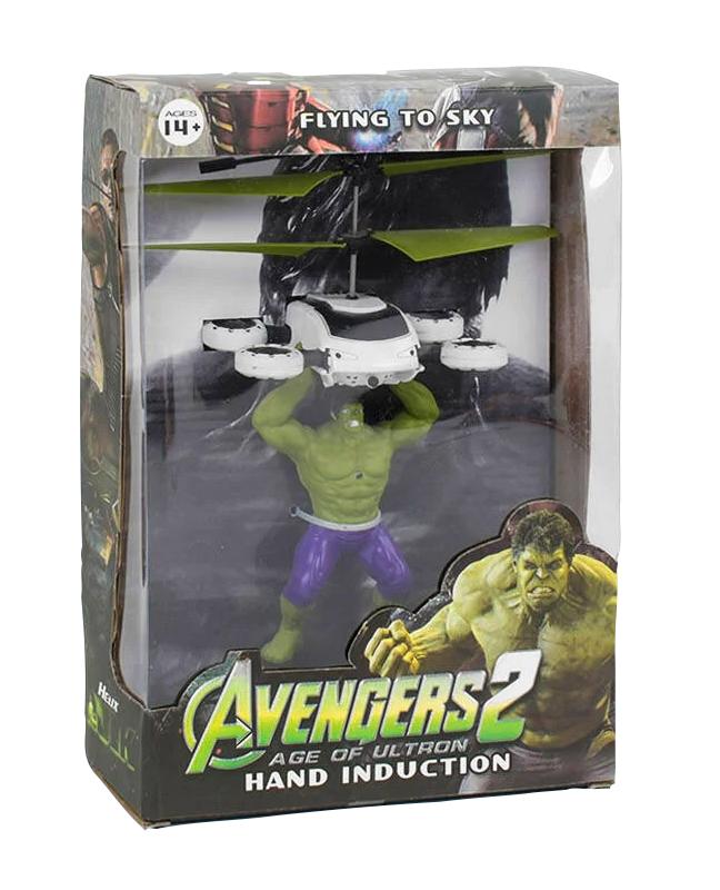 Летающая игрушка Мстители Халк