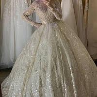 Свадебное платье Царевна