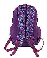 Рюкзак шкільний для дівчинки Фіолетовий, фото 3
