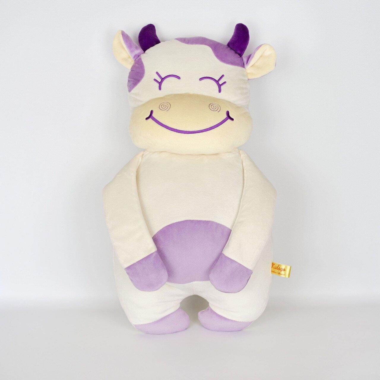 Мягкая игрушка Kidsqo Подушка корова Хлоя 56см (KD639)