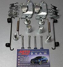 Ремкомплект гальмівних колодок Citroen Fiat Peugeot