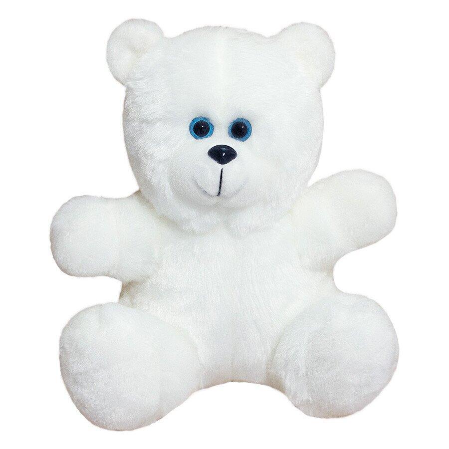 М'яка іграшка Zolushka Мишко 31см білий (ZL4121)