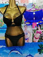 Купальник женский раздельный УЗОР размер норма 36-40,цвет уточняйте при заказе