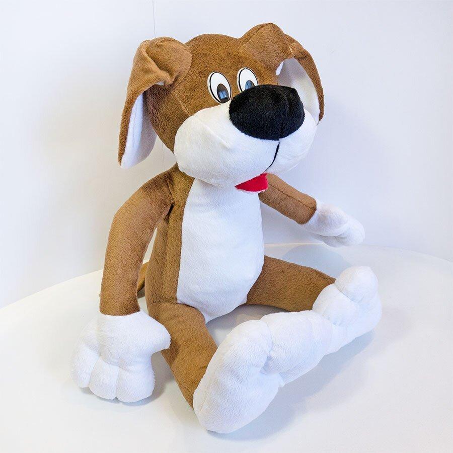 Мягкая игрушка Zolushka Собака Шарик 48см (ZL213)