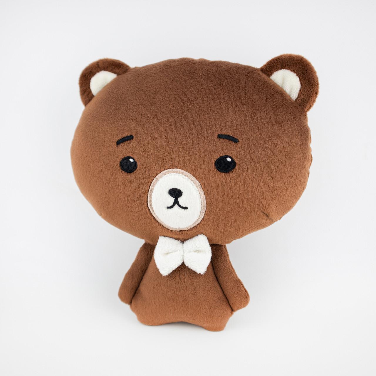 М'яка іграшка Zolushka Ведмежа Ханні 20см коричневий (Z664)