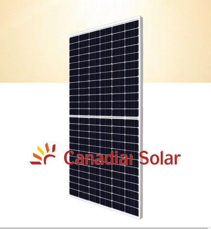 Солнечный фотомодуль Canadian Solar CS3W-455MS HiKu