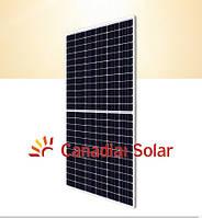 Сонячна батарея (панель, фотомодуль) Canadian Solar CS3W-450MS HiKu
