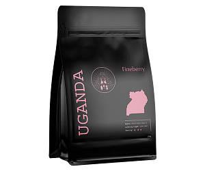 Кофе Fineberry Uganda в зернах 250 г