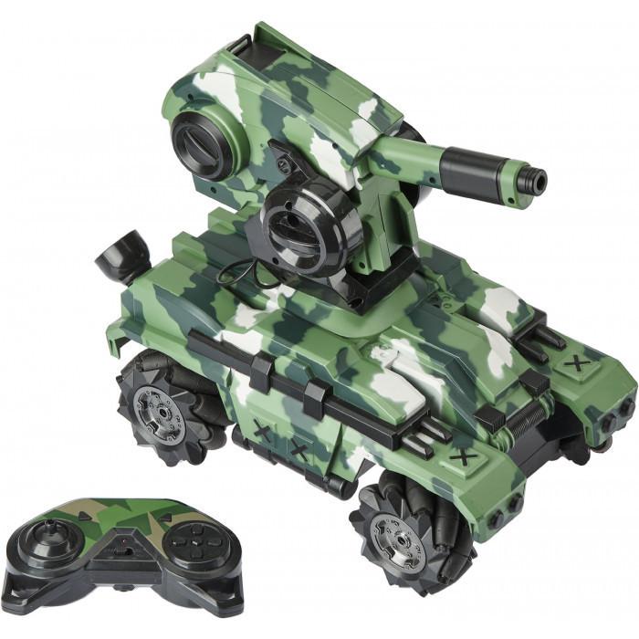 Танк ZIPP Toys CamoFighter на радиоуправлении, хаки, T109S