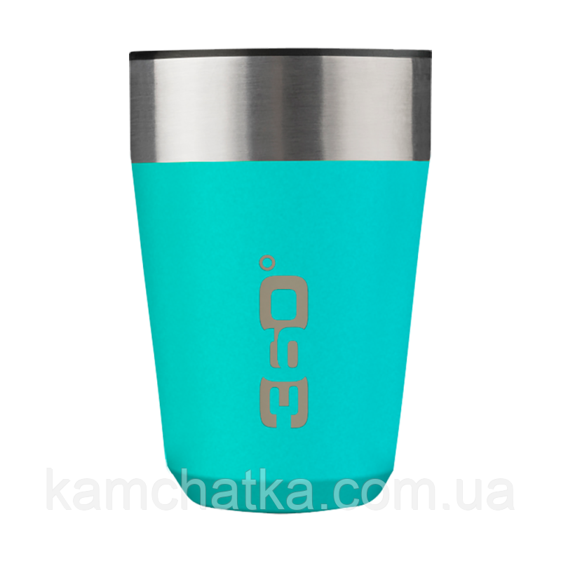 Кухоль з кришкою 360° degrees Vacuum Insulated Stainless Travel Mug Turquoise, Regular