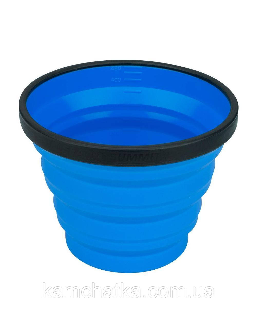 Чашка складная Sea to Summit X-Mug, 480 мл, Navy (STS AXMUGNB)