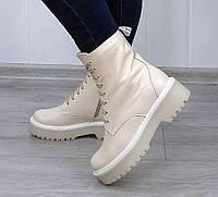 Dr. Martens черевики жіночі на шнурках, фото 1
