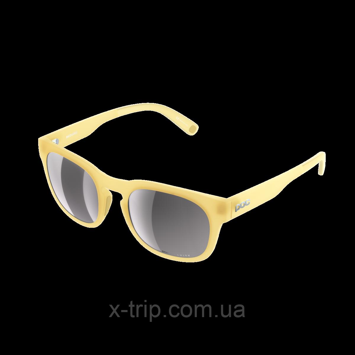 Сонцезахисні окуляри POC Require, Sulfur Yellow/Violet/Mirror Silver (PC RE10101321VSI1)